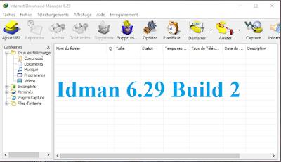 تفعيل  برنامج أنترنت دونالد منجر IDM 629 build 2 بواسطة Crack
