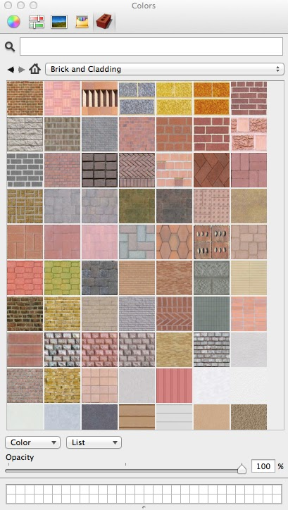 The Sketchup Blog: Sketchup Bonus Materials Pack Free