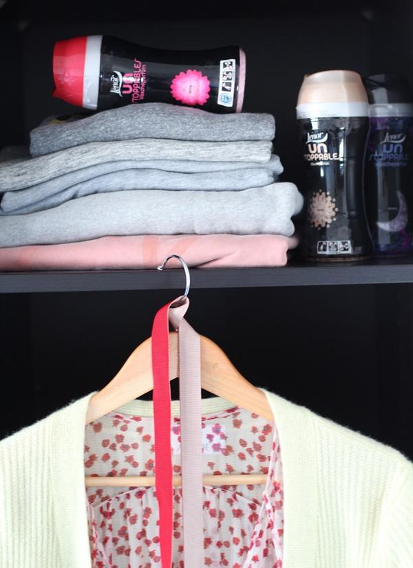 Sommerfeeling einfangen mit dem Lenor Unstoppables Wäscheparfüm