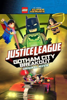 Lego DC Comics Superheroes Justice League Gotham City Breakout 2016 Desene Animate Online Dublate si Subtitrate in Limba Romana HD Noi