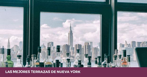 mejores terrazas de Nueva York