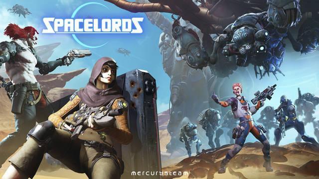 Raiders of the Broken Planet cambiará de nombre a Spacelords