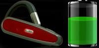 Cara mengetahui baterai headset bluetooth full