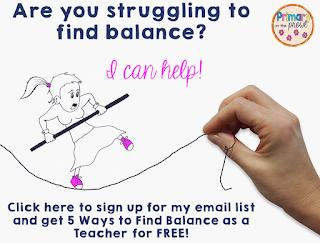 Finding Balance