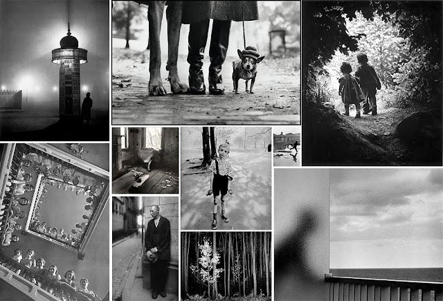 Algunas fotos de grandes fotógrafos