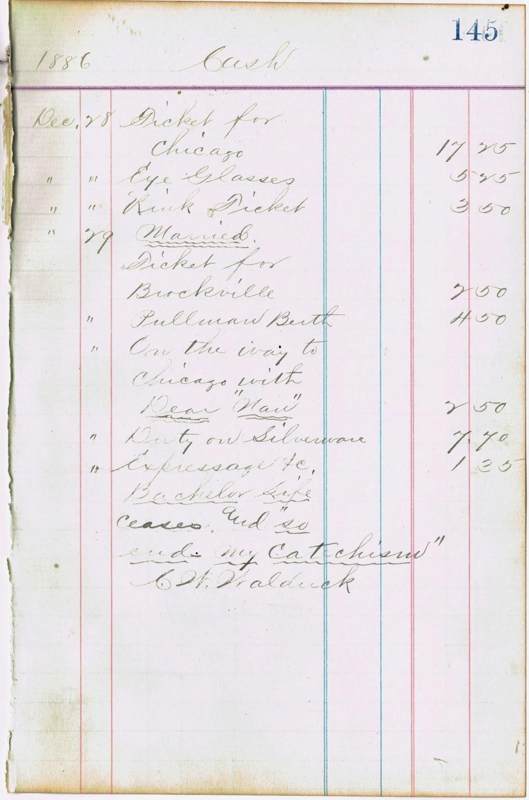 Antique Ledger Pages A Glimpse Into An 1800 S Life