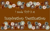 Top 3 for Inspiration Destination Blog Challenge