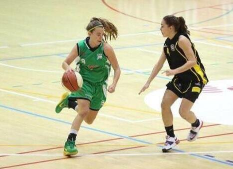 Baloncesto | La exterior Lidia Giménez se convierte en la quinta novedad del Barakaldo EST