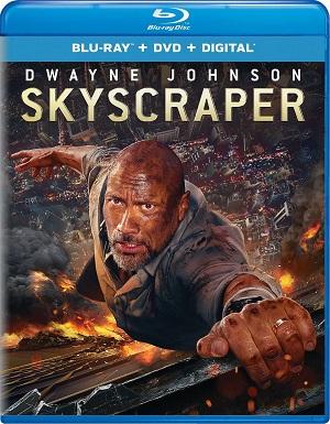 Skyscraper 2018 BRRip BluRay 720p 1080p