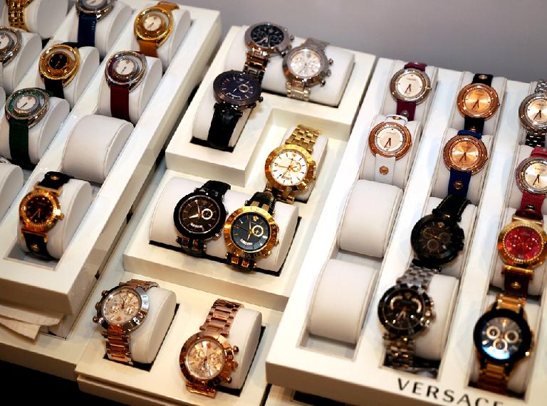 Onde comprar relógios em Las Vegas   Dicas de Las Vegas e Califórnia abc233ab60