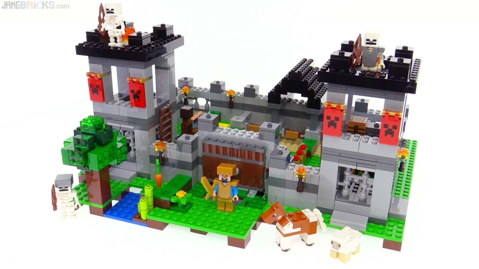 Build Pack Minecraft