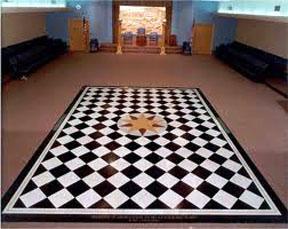 Purposely Hoodwinked The Floor We Walk Upon Masonic Immortality