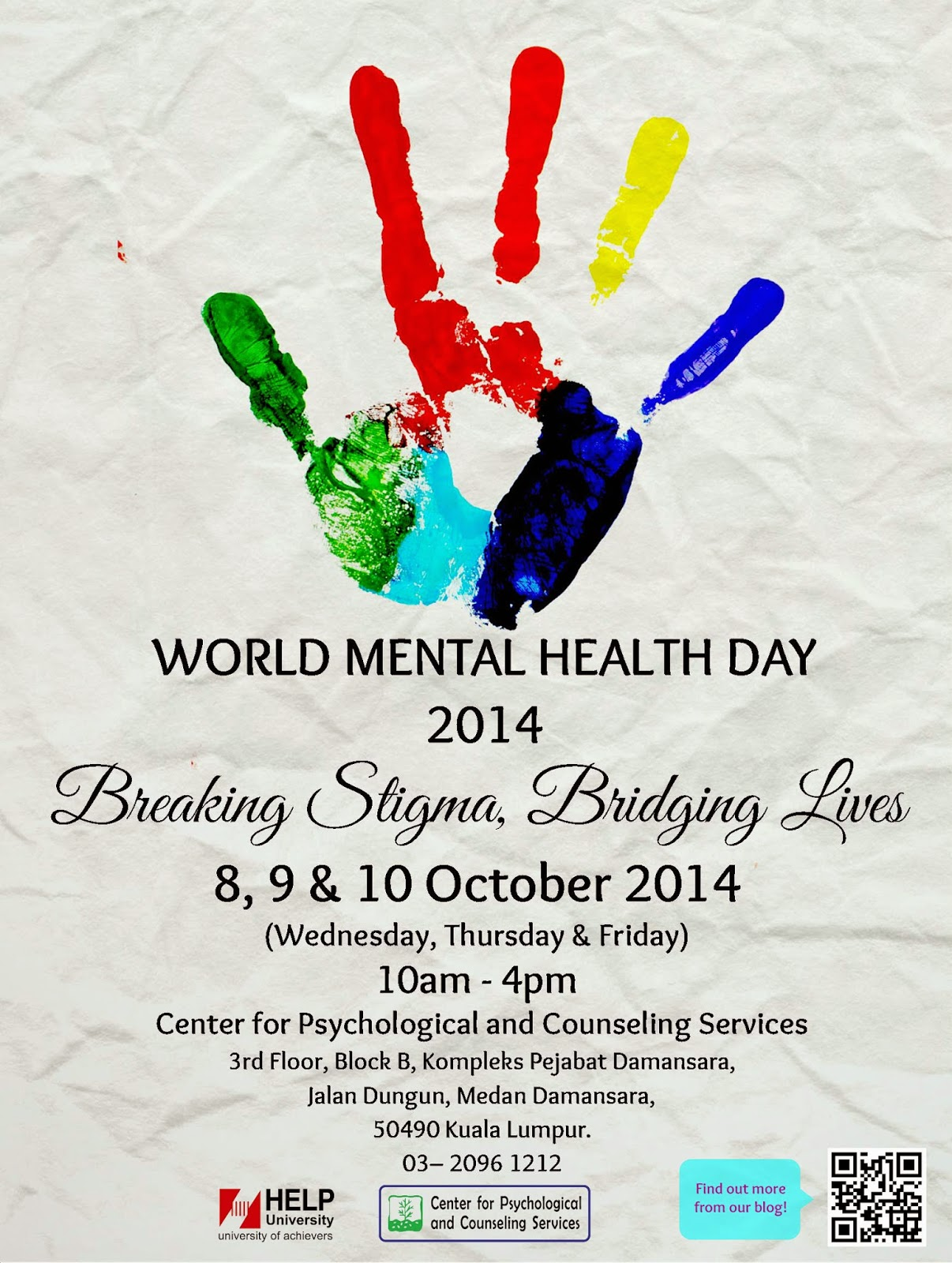 World Mental Health Day 2014