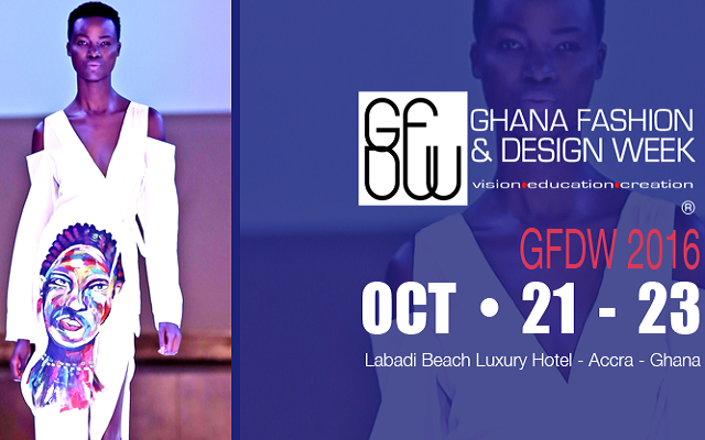 Ghana Fashion Design Week 2016