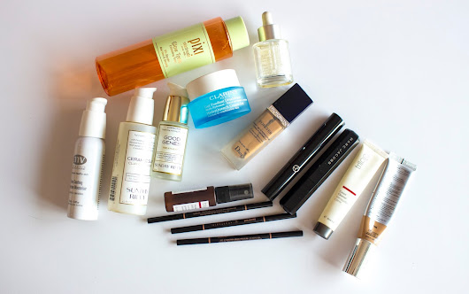 Empties Favourites and Repurchases 2016