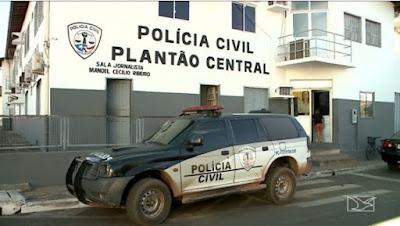 Polícia prende Diego Vilarino e Heder Vilarino em operação