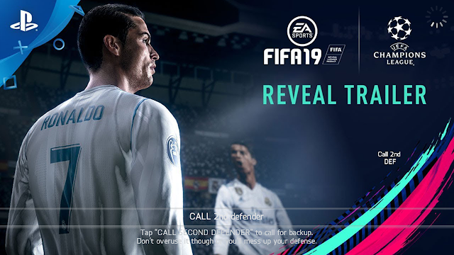 FIFA 14 Mod FIFA 19 Mobile 2nd Patch Deluxe Edition For Android