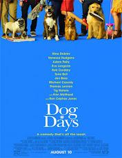 pelicula Día de Perros (Dog Days) (2018)
