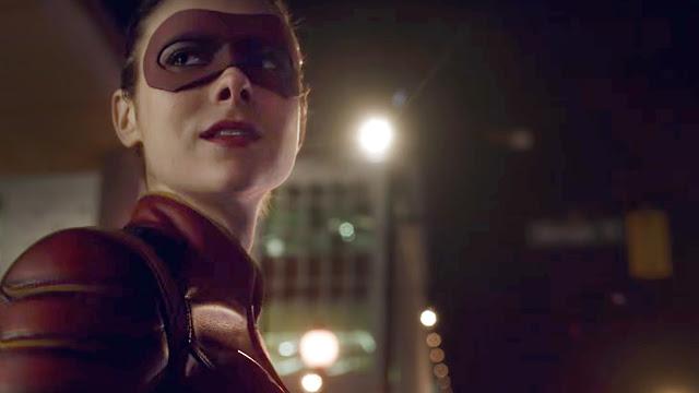 Trajectory The Flash