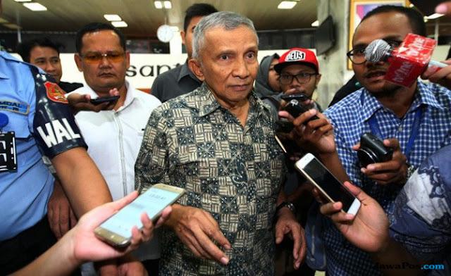 Gegara Meme Amien Rais, Mantan Direktur Indosat Kena Masalah
