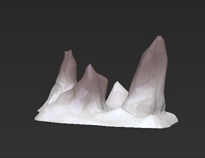 Almas de Nieve - Montañas - 001
