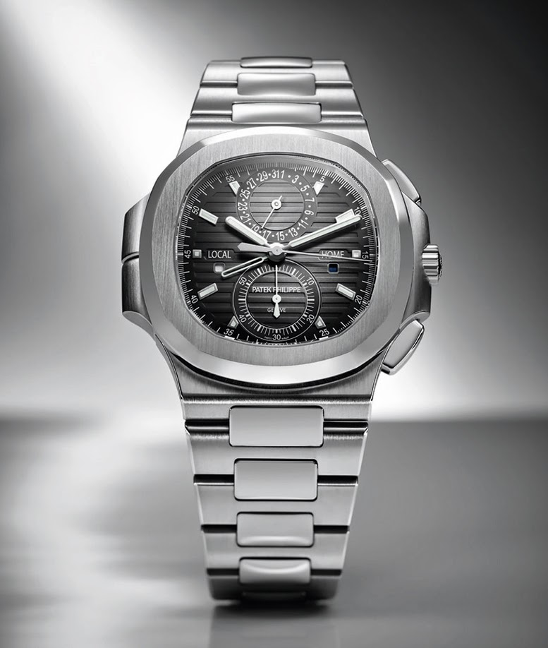 History Of The Patek Philippe Nautilus Time And Watches The