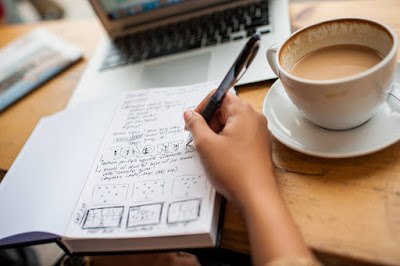 Home Sweet Homestead: Blog Planner