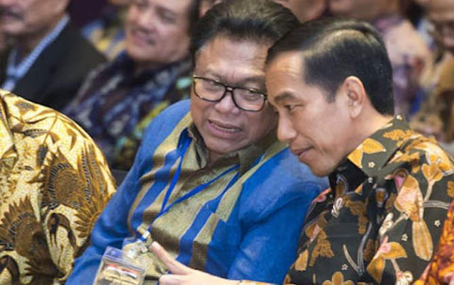 Jokowi Surati Ketua KPU Minta OSO Masuk DCT DPD, tapi Ditolak