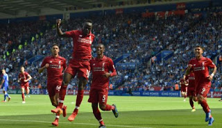 Leicester City vs Liverpool  1-2  Video Gol Highlights