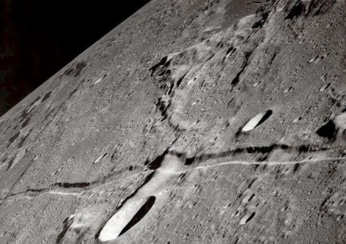 Misteri Rasulullah Membelah Bulan Akhirnya Terkuak, Berikut Bukti-buktinya