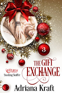 https://www.amazon.com/Gift-Exchange-Adriana-Kraft-ebook/dp/B01NAI0ITB/ref=sr_1_1?s=books&ie=UTF8&qid=1497210419&sr=1-1&keywords=The+Gift+Exchange+Adriana+Kraft