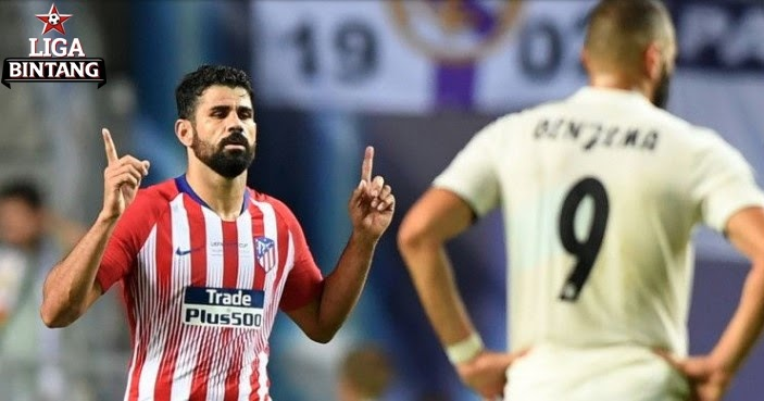 Real Madrid Vs Atletico Madrid, Simeone Andalkan Diego
