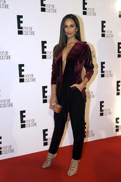 Look Atriz Rita Pereira uma das mais bem vestidas da semana  outfit