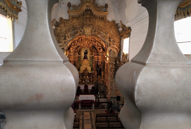 Viagem literária a Elvas - Igreja dos Terceiros