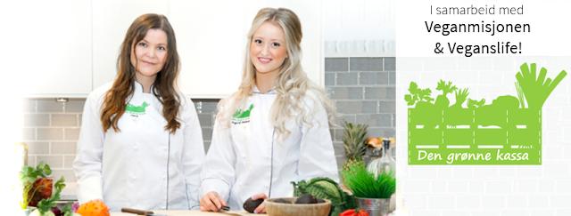 Kjøttfri Matkasse Vegetar Vegan Oppskrifter Veganmisjonen Den Grønne Kassa
