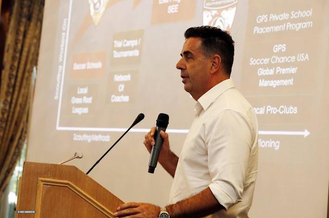 Δ.Κωστούρος: Tο Ναύπλιο θα βιώσει ξανά μεγάλες χαρές από το ποδόσφαιρο