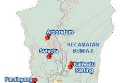 Peta Kota Batu Gambar HD Lengkap dan Keterangannya