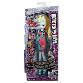 MH Welcome to Monster High Lagoona Blue Doll