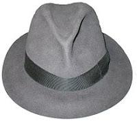 A fedora hat%252C made by Borsalino
