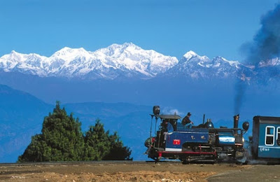 Highest Railway Station In India Best View Himalaya