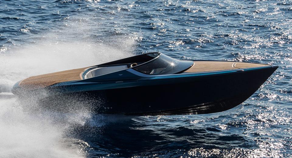 Aston Martin Quintessence AM37S Hits Monaco With 1040 HP