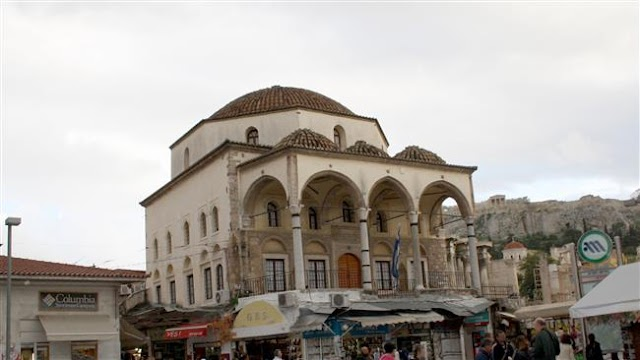 Greek capital, Athens allows first mosque in 180 years