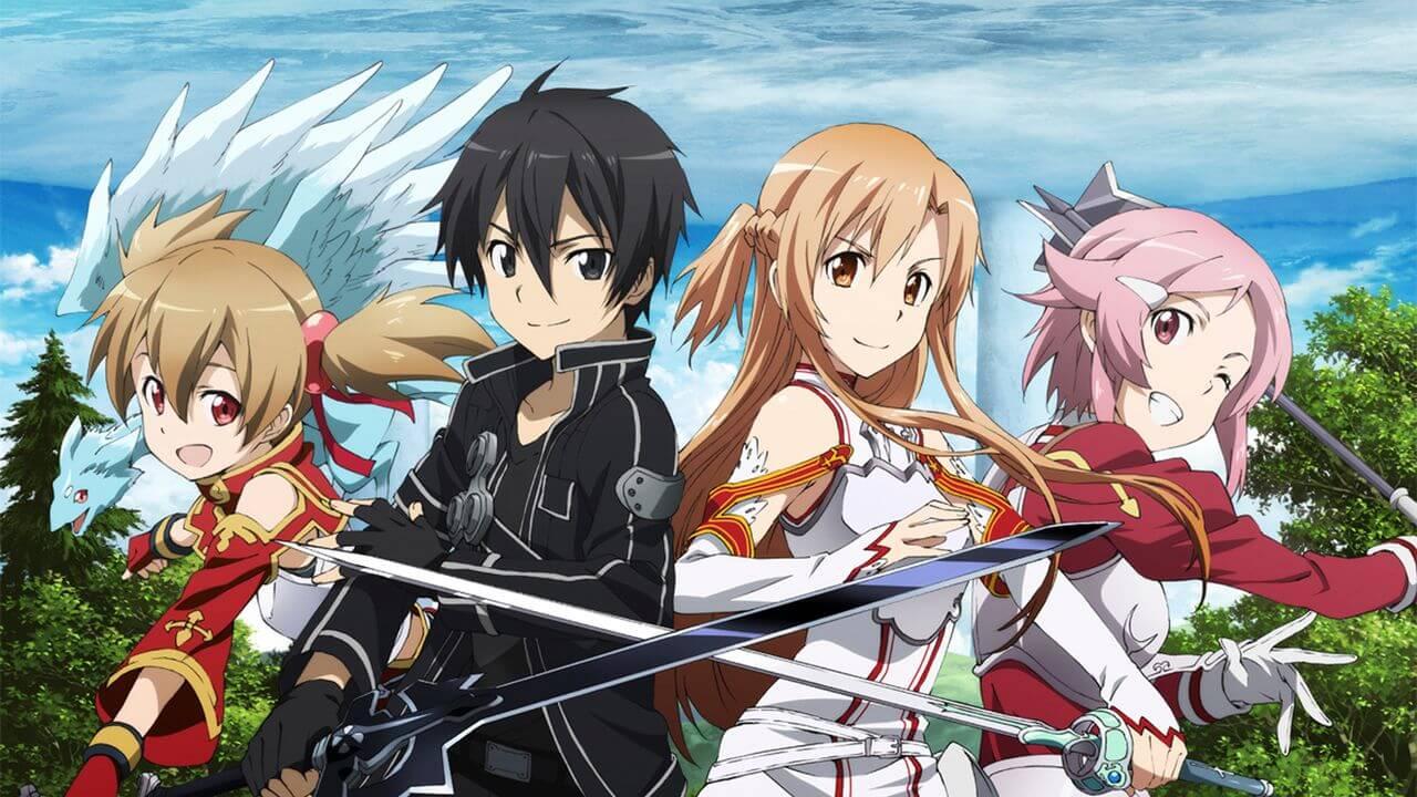 Cool Sword Art Online Chatango Theme