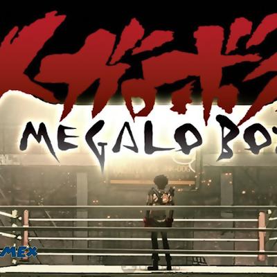 Megalo Box Audio Latino 13/13 MEGA y MediaFire
