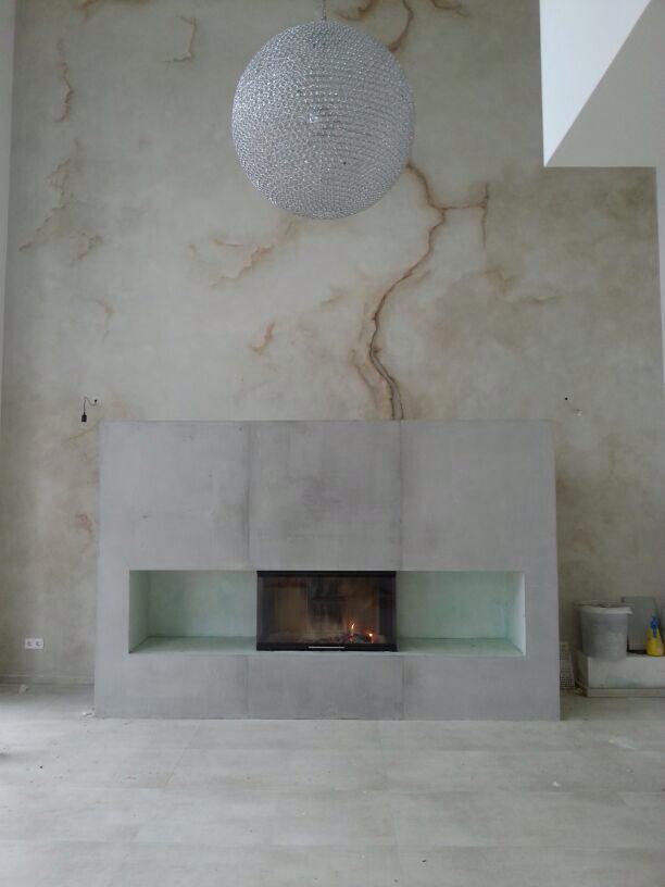 beton cire oberfl chen in beton look beton kamin sichtestrich beton cire boden. Black Bedroom Furniture Sets. Home Design Ideas