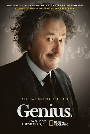 Genius - A Vida de Einstein Séries Torrent Download capa