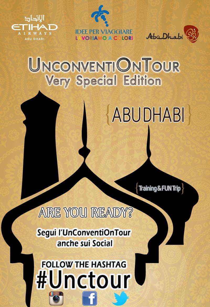 Idee per Viaggiare UnConventiOn tour ad Abu Dhabi  IDEE PER VIAGGIARElavoriamo a colori