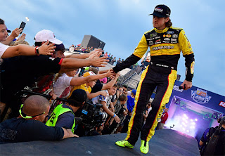 Pre-Race Ceremonies presented by Virginia 811 for Friday and Saturday, Sept. 20-21 #NASCAR
