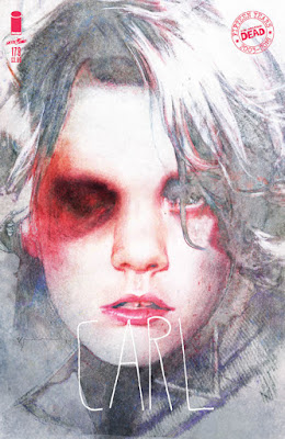 The Walking Dead's 15th Anniversary - More Bill Sienkiewicz Variant Covers
