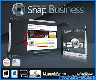 Ashampoo Snap Business 9.0.3 full crack